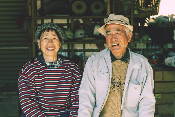 仲澤さんご夫婦