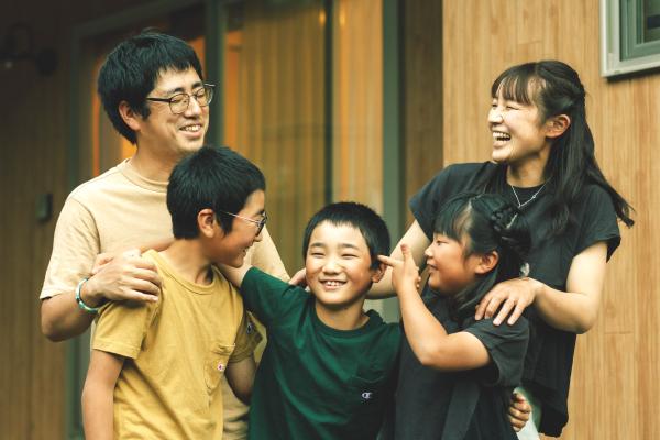 瀧上さんご家族